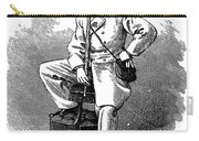 Edward Sothern (1826-1881) Carry-all Pouch
