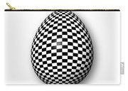 Egg Checkered Carry-all Pouch