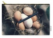 Eggs Carry-all Pouch by Joana Kruse