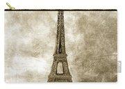 Eiffel Tower. Paris Carry-all Pouch