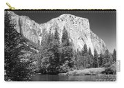 El Capitan And Merced River Carry-all Pouch