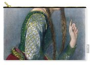 Eleanor Of Aquitaine Carry-all Pouch