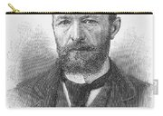 Emil Von Behring (1854-1917) Carry-all Pouch