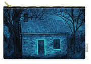 Enchanted Moonlight Cottage Carry-all Pouch