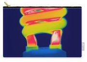 Energy Efficient Fluorescent Light Carry-all Pouch