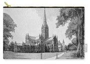 England: Salisbury Carry-all Pouch