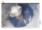 Eruption Of Sarychev Volcano Carry-all Pouch