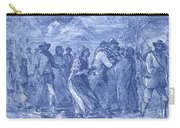 Escaping To Underground Railroad Carry-all Pouch by Photo Researchers