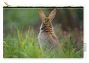 European Rabbit Oryctolagus Cuniculus Carry-all Pouch
