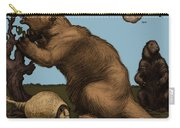 Extinct Fauna Carry-all Pouch
