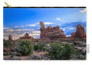 Eye View Of Arches Carry-all Pouch