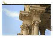 facade of Church of all Nations Jerusalem Carry-all Pouch