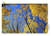 Fall Maple Trees Carry-all Pouch