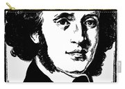 Felix Mendelssohn Carry-all Pouch by Granger