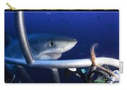 Female Great White Shark, Guadalupe Carry-all Pouch