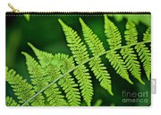 Fern Seed Carry-all Pouch