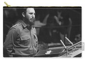 Fidel Castro (1926-) Carry-all Pouch