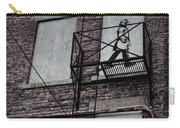 Fire Escape  Carry-all Pouch