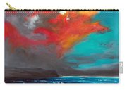 Fire Sky Carry-all Pouch