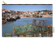 Fishing Traps Carry-all Pouch by Carlos Caetano