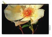 Five Petal Rose Carry-all Pouch