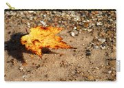 Floating Autumn Leaf Carry-all Pouch