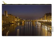 Florence - Ponte San Trinita Carry-all Pouch
