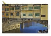 Florence - Ponte Vecchio Carry-all Pouch