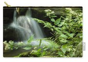 Flowers And Falls Carry-all Pouch