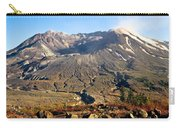 Flowers On Mount St. Helens Carry-all Pouch