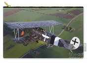 Fokker D.vii World War I Replica Carry-all Pouch