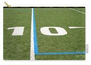 Football Field Ten Carry-all Pouch
