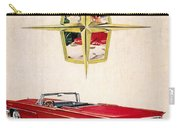 Ford Avertisement, 1959 Carry-all Pouch