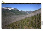 Forest Fire Sticks-1 Carry-all Pouch