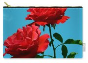 Forests Flowers Carry-all Pouch
