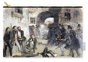 France: Paris Riot, 1851 Carry-all Pouch