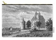 France: Wine Ch�teau, 1868 Carry-all Pouch