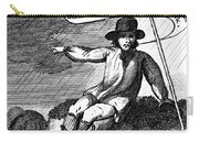 Franklin: Way To Wealth Carry-all Pouch by Granger