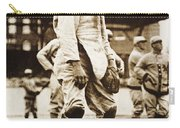 Fred Snodgrass (1887-1974) Carry-all Pouch