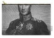 Frederick William IIi Carry-all Pouch