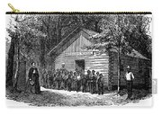 Freedmen School, 1868 Carry-all Pouch by Granger