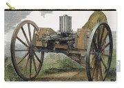 Gatling Gun, 1872 Carry-all Pouch