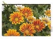 Gazania Gazania Rigens Flowers Carry-all Pouch