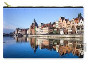 Gdansk Old Town And Motlawa River Carry-all Pouch