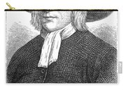 George Fox (1624-1691) Carry-all Pouch by Granger