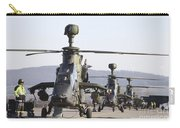 German Tiger Eurocopters At Fritzlar Carry-all Pouch