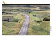 Ghost Town Galilee Saskatchewan Carry-all Pouch