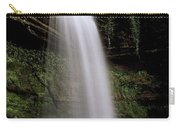 Glencar Waterfall, County Leitrim Carry-all Pouch