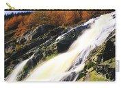 Glenmacnass Waterfall, Co Wicklow Carry-all Pouch
