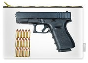 Glock Model 19 Handgun With 9mm Carry-all Pouch